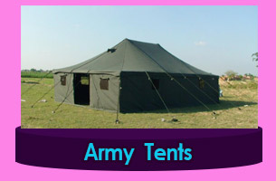 Layoun Emergency Relief Tents