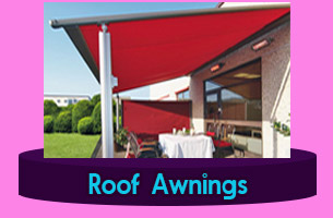 Roof Awnings Pretoria Image