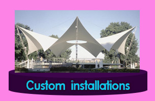 Houghton Canvas Tent Manufacturers