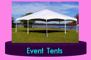 Houghton Canvas Tents for Events