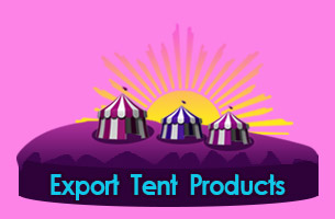 Minnesota Tents for Export