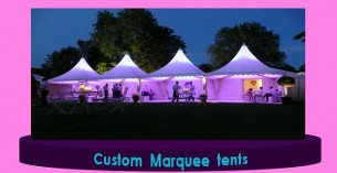 marquee tents for export