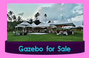 Canvas Gazebo Tent manufacturers in Durban