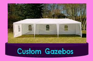 Canvas Camping Event tents KZN South Africa