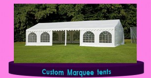 Chile function tents