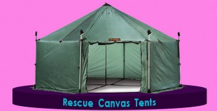 Knysna Emergency Medical Tents