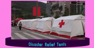 Emergency Tents New-Delhi