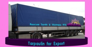 Chile export tents