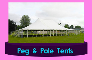 Canvas tents Houghton