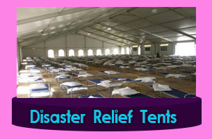 Sanaa Emergency Rescue Tents