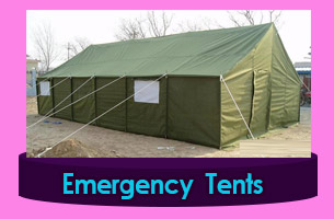 Rwanda Medical Rescue Tents
